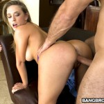 Kagney Linn Karter in Big Tit Creampie: Pornstar Creampie 7