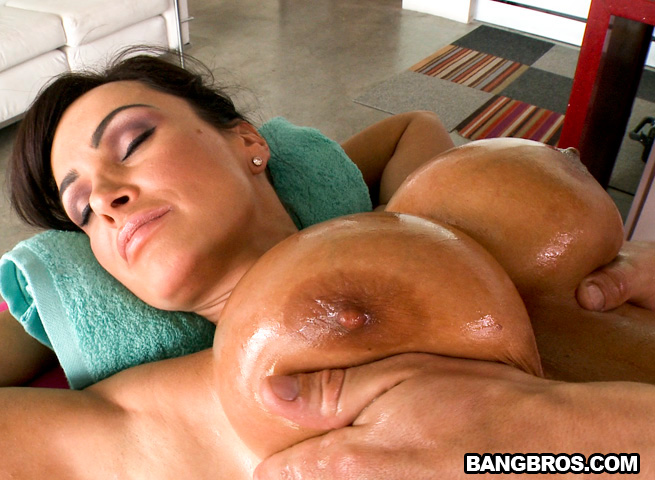 lisa ann massage video